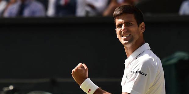 Wimbledon: Federer rejoint Djokovic en finale - La Libre