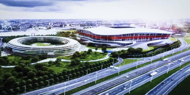 Stade national : la Région n'est pas liée contractuellement à Ghelamco et n'est pas locataire - La Libre