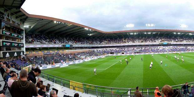 La commune d'Anderlecht donne son feu vert à l'extension du stade - La Libre