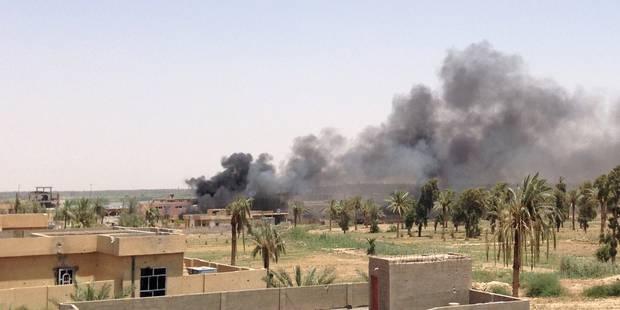 La mission des instructeurs belges en Irak prolongée jusqu'à la fin de l'année - La Libre