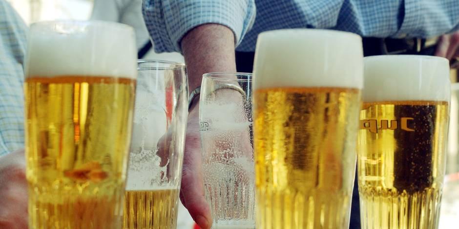 Flambée du prix de la bière sur votre lieu de vacances - La Libre