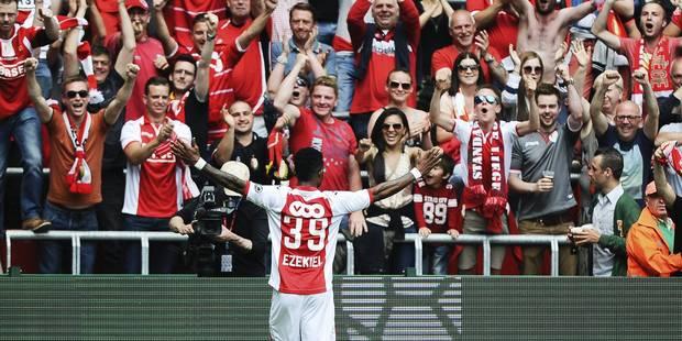 """Officiel: Ezekiel prêté à Anderlecht, """"le meilleur club belge"""" - La Libre"""