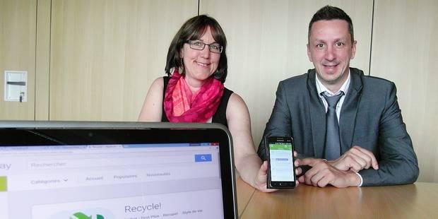 L'ICDI lance son appli pour les smartphones à Charleroi - La Libre