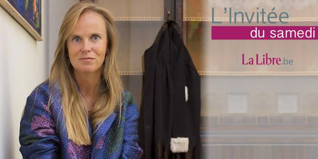 Nathalie Gallant, avocate de présumés terroristes, dévoile les motivations de ses clients - La Libre