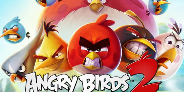Tremblez cochons, les Angry Birds sont de retour - La Libre