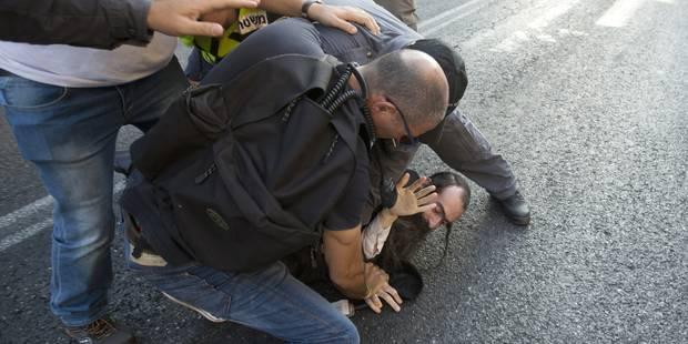 Gay pride à Jérusalem: 6 personnes blessées à coups de couteau par un juif ultra-orthodoxe - La Libre