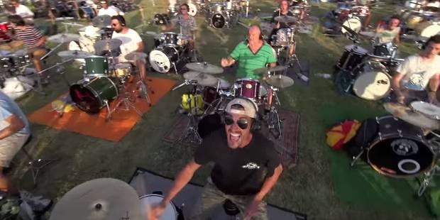 Mille musiciens et une vidéo virale convainquent les Foo Fighters de venir en Italie - La Libre