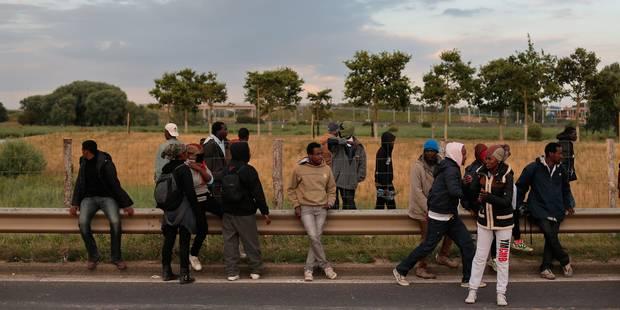 """Les migrants à Calais, une """"priorité absolue"""" selon Paris et Londres - La Libre"""