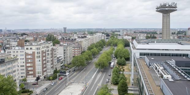 Région bruxelloise : les chantiers de la semaine - La Libre