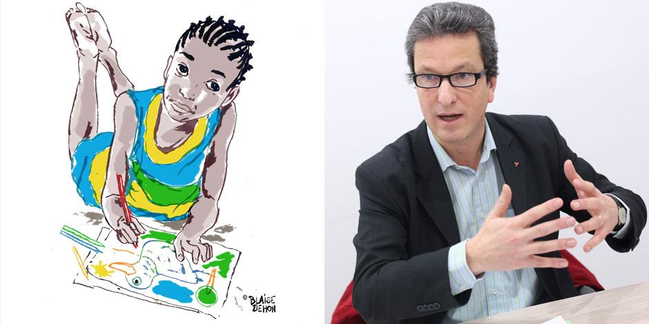 De mémoire d'avocat: Tumba, la petite Congolaise derrière les barbelés - La Libre