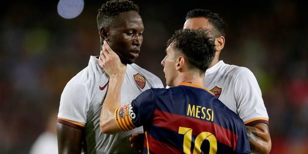Le coup de sang de Lionel Messi (Vidéo) - La Libre