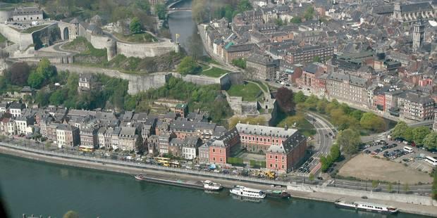 Vol par ruse en plein centre de Namur - La Libre