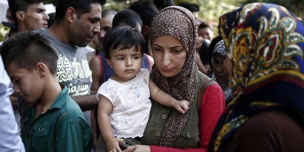 Tsipras promet d'améliorer la prise en charge des migrants en Grèce, après de vives critiques - La Libre