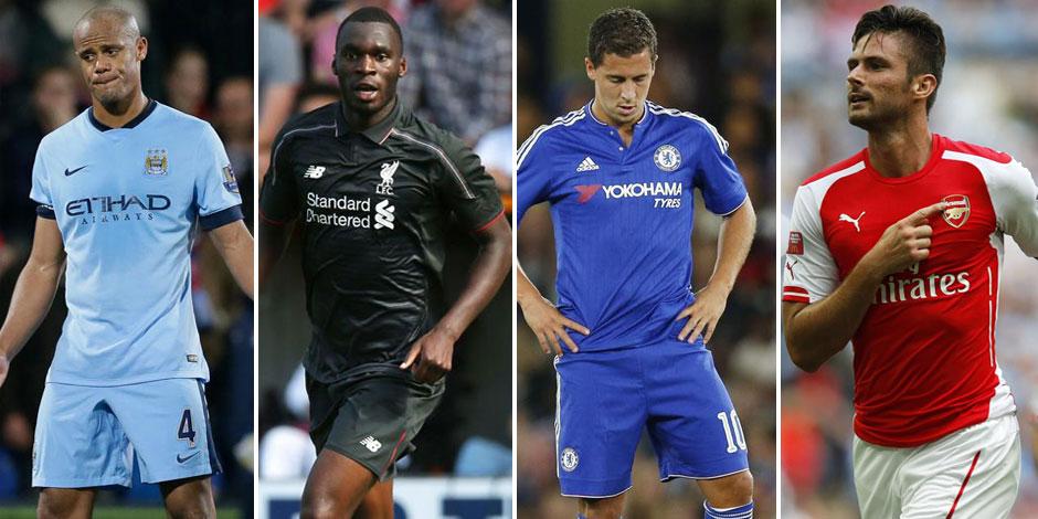 Le Big Five repart à la conquête de la Premier League - La Libre