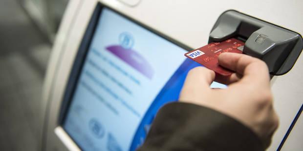 Les navetteurs et Test-Achats dénoncent le manque de fiabilité des automates de la SNCB - La Libre