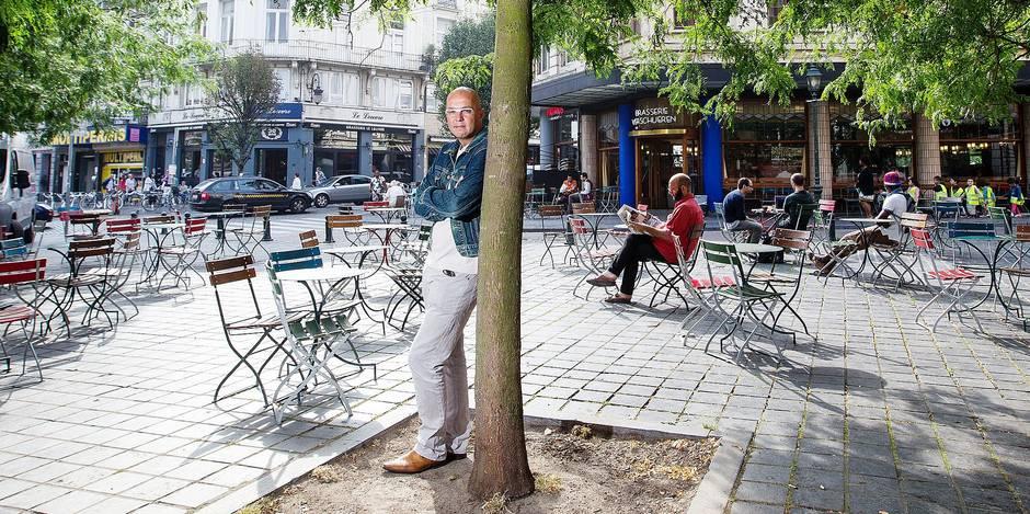 """Jan Goossens : """"Bruxelles? Une ville de tensions et de problèmes mais aussi de défis et de possibilités"""" - La Libre"""