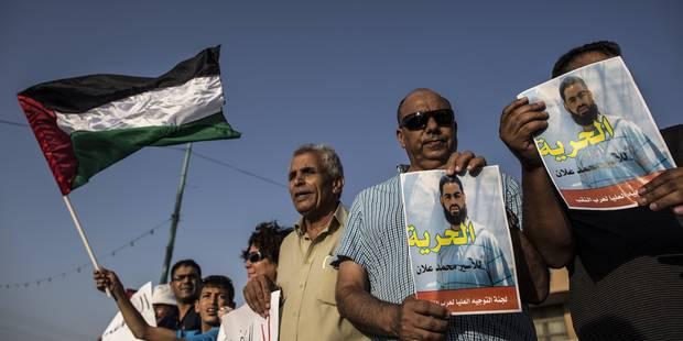 Israël: mourir de faim pour la justice - La Libre