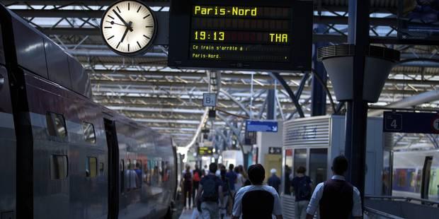 Davantage de patrouilles dans les Thalys et gares - La Libre