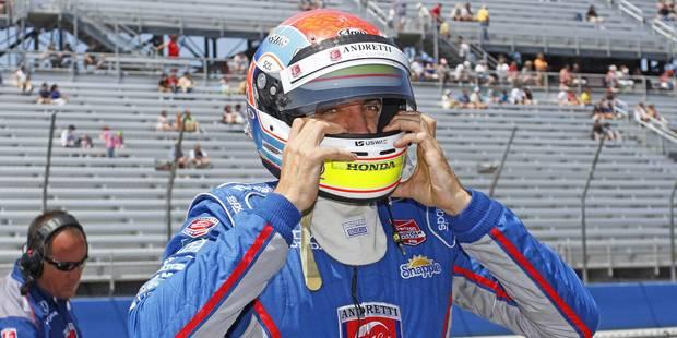 Justin Wilson dans le coma après un grave accident en Indy Car (VIDÉO) - La Libre
