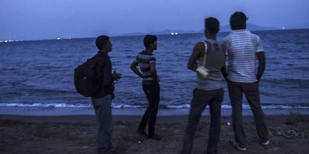 """Migrants en Méditerranée: Un jeune migrant mort, tué """"probablement"""" par balle en Egée - La Libre"""