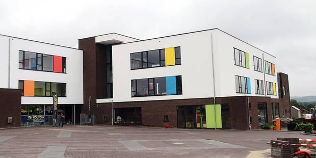 Belle-Vue, une école flambant neuve à Erpent - La Libre