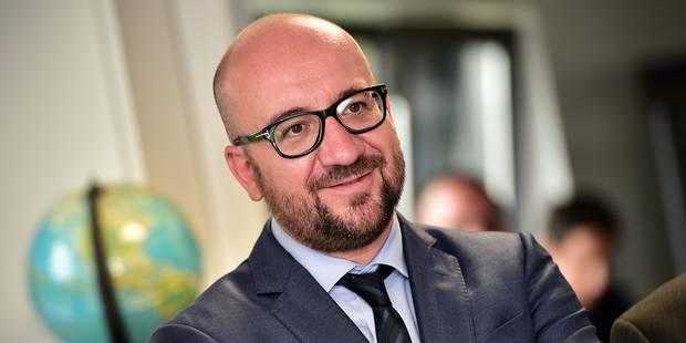 Demandes d'asile: pour Charles Michel, la Belgique doit adapter sa capacité à la demande - La Libre