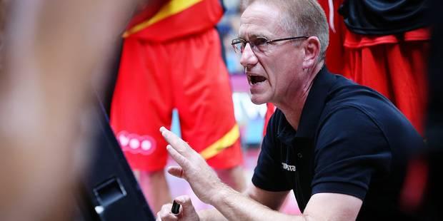 Basket : les Lions veulent aller à Lille - La Libre