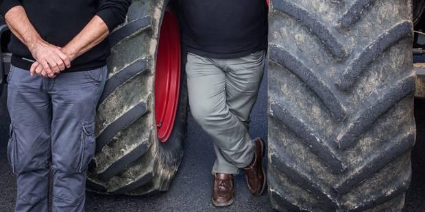 Manifestation des agriculteurs à Bruxelles: sur les routes, ce sera la galère lundi - La Libre