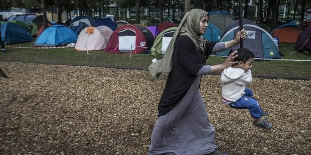 """""""Je ne retournerai jamais en Syrie"""": portraits de demandeurs d'asile - La Libre"""