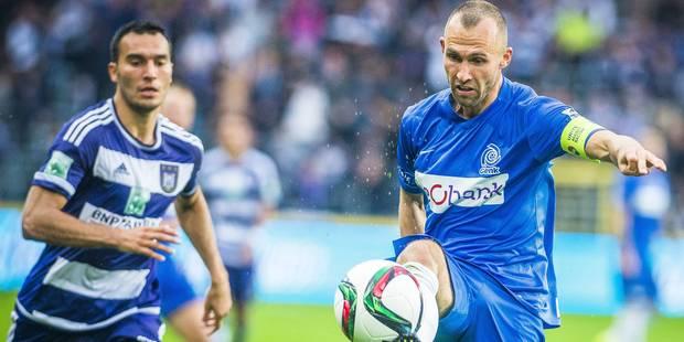 Genk freine Anderlecht (0-0), qui laisse la tête à Ostende - La Libre