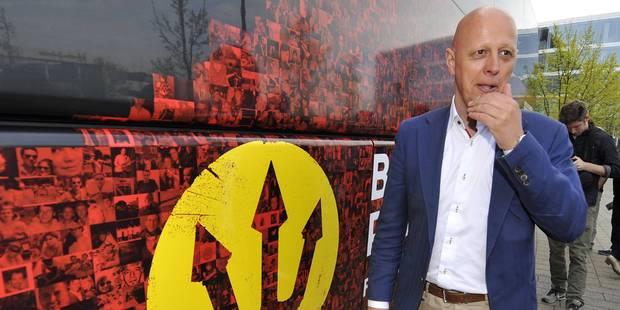 L'ex-patron de l'Union belge Steven Martens a un nouveau job dans le football - La Libre
