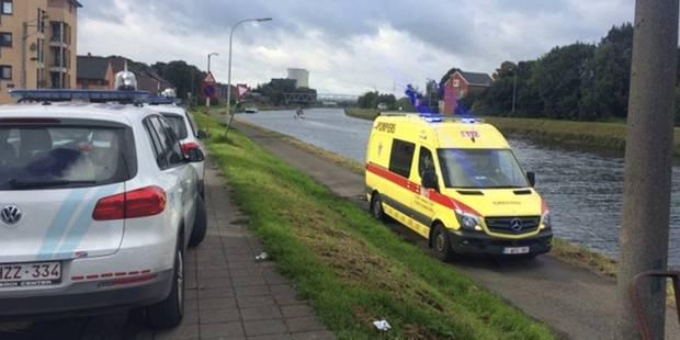 Le corps de Yannick (24 ans) retrouvé dans le canal à Roux - La Libre