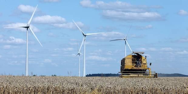 Plaine de Boneffe : le projet éolien divise - La Libre
