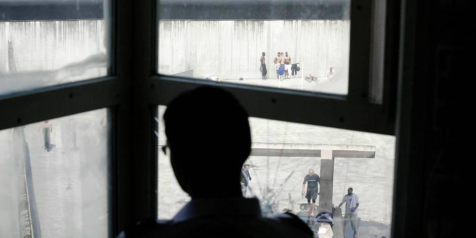 Quand les gardiens de prison grognent, les détenus écopent - La Libre
