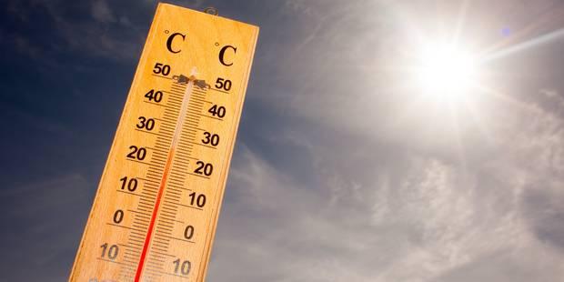 Le réchauffement climatique ne cesse de s'accélérer - La Libre