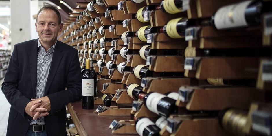 Et il devint acheteur de vin - La Libre