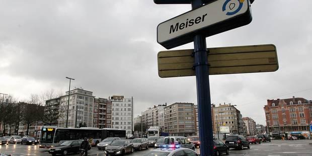 Le tunnel routier n'est plus une solution pour Meiser - La Libre