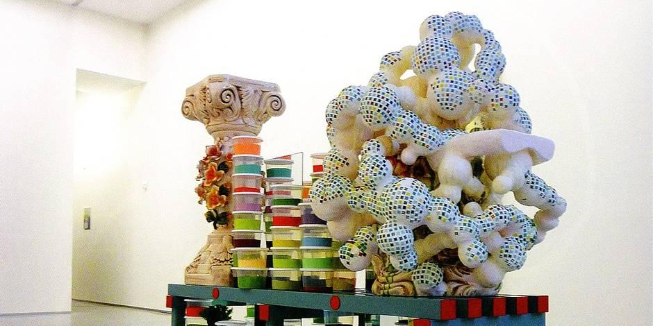 La sculpture flamande prend l'air à La Haye - La Libre