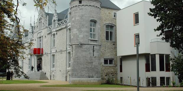 Logements sociaux au château de Seilles à Andenne - La Libre