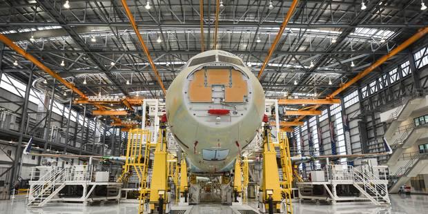 Boeing a reçu une commande chinoise de 300 avions estimée à 38 milliards de dollars - La Libre