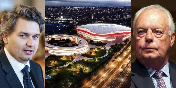 "Stade national : ""Anderlecht a peur"" - La Libre"
