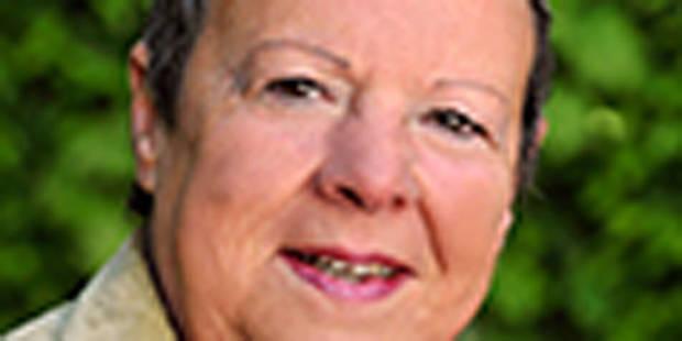 Woluwe-Saint-Lambert: démission de l'échevine Monique Louis - La Libre