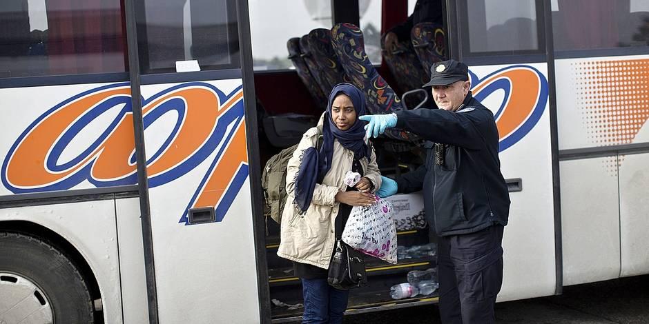 Migrants: débordée, la Croatie fulmine contre ses voisins serbes et hongrois. - La Libre