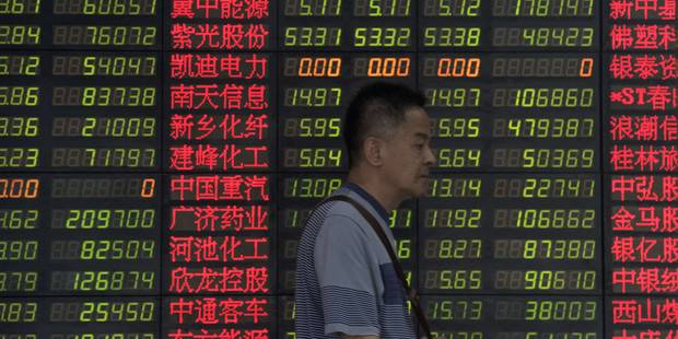 La Chine a réveillé les marchés et après ? - La Libre