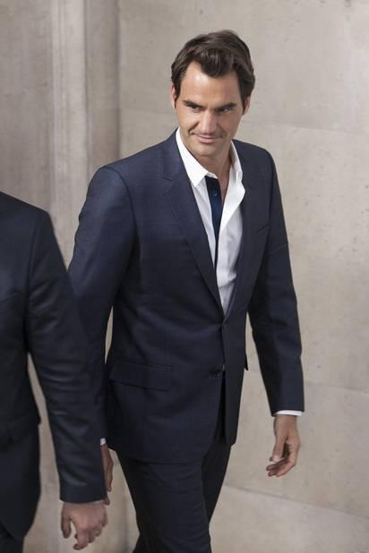6. Roger Federer