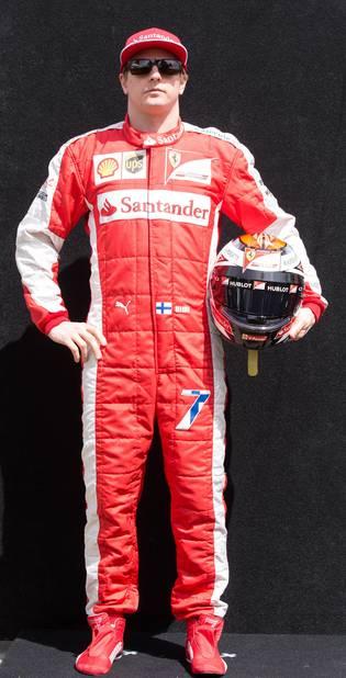 16. Kimi Raikkonen