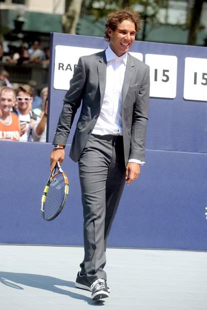 17. Rafael Nadal