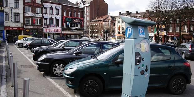 Charleroi: en 2016, tout le parking urbain deviendra payant - La Libre