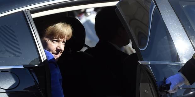 Angela Merkel parmi les favoris du Nobel de la paix - La Libre