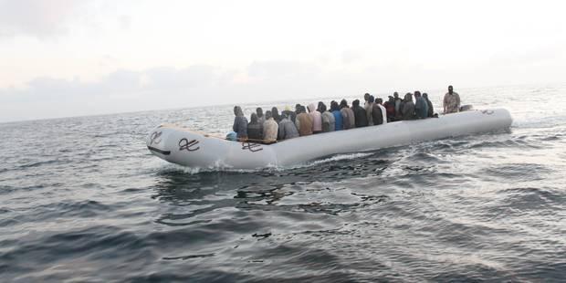 Migrants: plus de 1.800 personnes secourues lundi en Méditerranée - La Libre